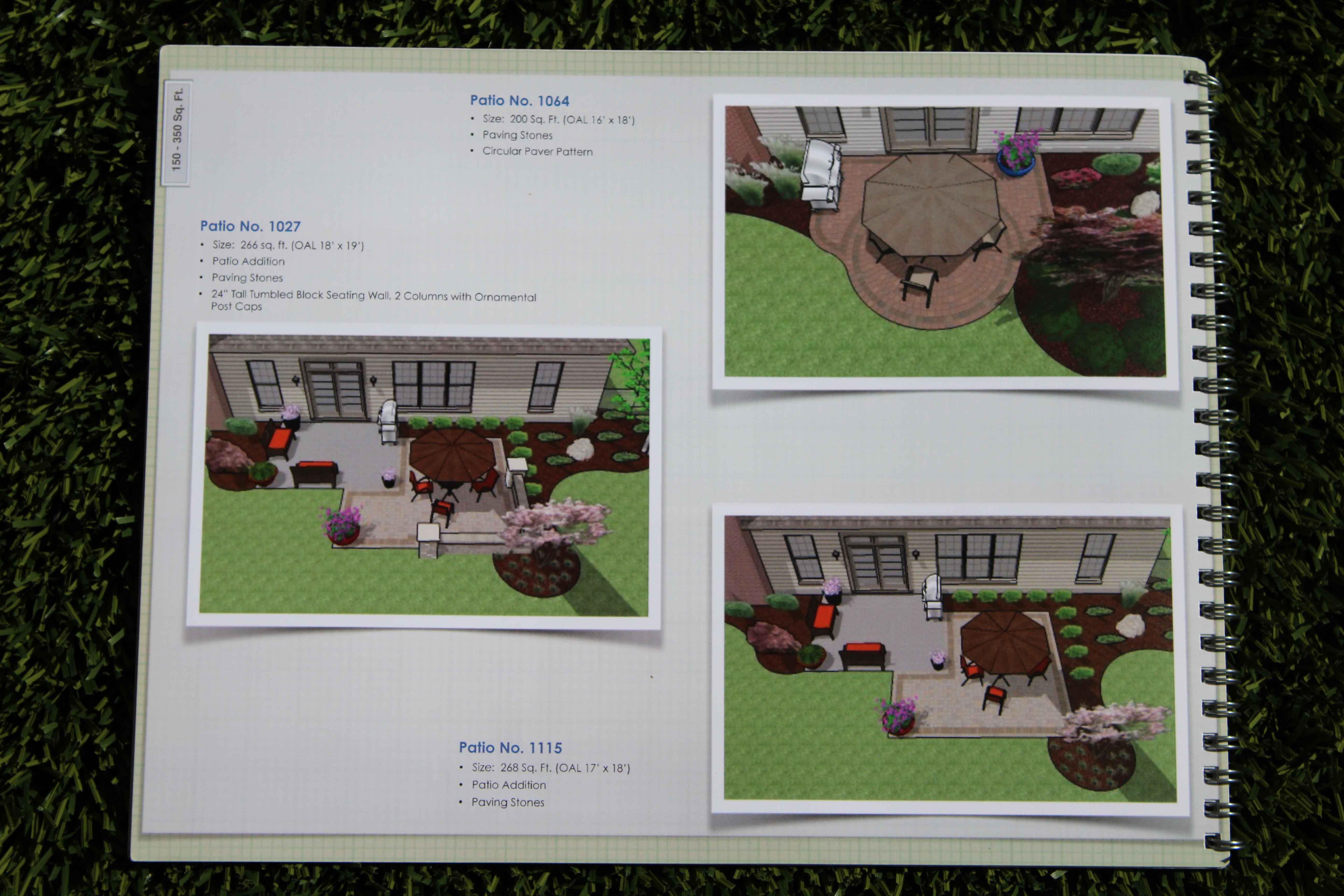 Patio Design Gallery